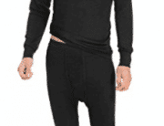 Rocky Men's Thermal 2pc Set Long John Underwear Smooth Knit