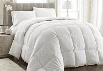 Top 10 Best Goose Down Comforters in 2019 Reviews – Buyer's Guide