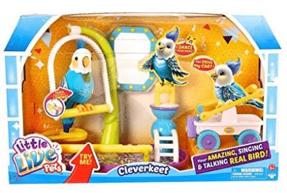 Little Live Pets S3 Cleverkeet