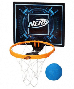 NERF N-Sports Cyber Hoop Birthday & Christmas Gifts for 8-Year-Old Boy