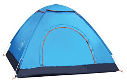 Survival Hax 2 Person Instant Pop Up Camping Tent
