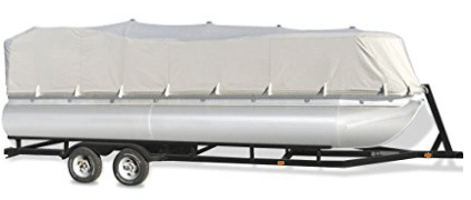 Pyle Armor Shield Trailer Guard Waterproof Pontoon Boat Cover