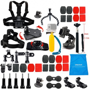 Lifelimit Accessories Starter Kit for Gopro
