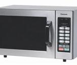 Panasonic NE-1054F Stainless 1000W 0.8 Cu. Ft