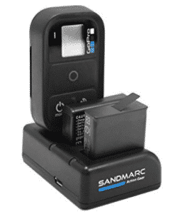 SANDMARC Procharge: Triple Charger for GoPro Hero 6