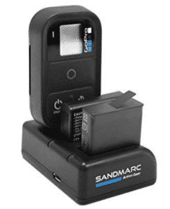 SANDMARC Procharge: Triple Charger for GoPro Hero 6