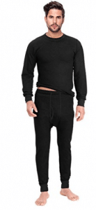 Rocky Mens 2PC Long John Thermal Underwear - Men's Long Underwear