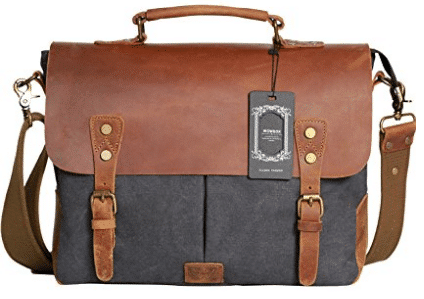 Wowbox Messenger Satchel bag for men and women