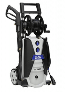 AR Blue Clean AR390SS 2000 psi Electric Pressure Washer with Spray Gun, Electric Pressure Washerss