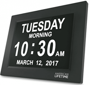 [Newest Version] Day Clock