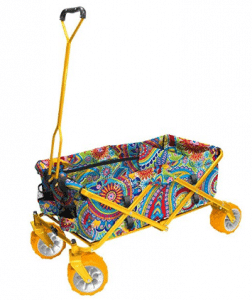 Creative Outdoor Distributor All-Terrain Folding Wagon