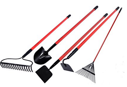 Garden All Garden Tools Kit - Garden Hoes