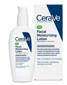 Cerave Facial Moisturizing Lotion Pm 3 Oz