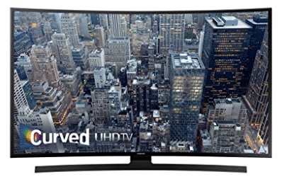 Samsung UN65JU6700 Curved 65-Inch 4K Ultra HD Smart LED TV - Outdoor LED TVs