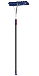 True Temper 17-Feet Telescoping Snow Roof Rake