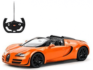 Radio Remote Control 1/14 Bugatti Veyron 16.4 Grand Sport Vitesse Licensed RC Model Car, RC Cars
