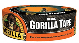 Black Gorilla Tape 1.88 In. x 35 Yd