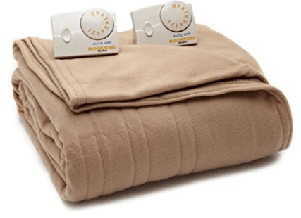 Biddeford 1003-903292-706 Comfort Knit Electric Heated Blanket