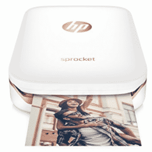 HP Sprocket Portable Photo Printer