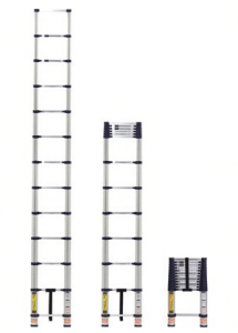 Xtend & Climb 780P Aluminum Telescoping Ladder Type IA Professional Series