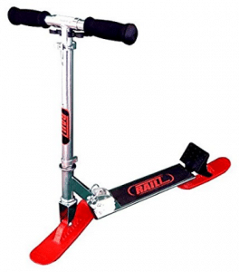 RAILZ Youth Snow Kick Scooter - Snow Scooters