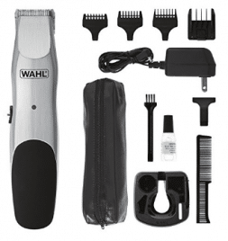 Wahl Clipper Groomsman Cord /Cordless Beard Trimmers for men