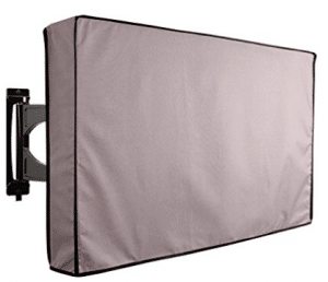Outdoor TV Covers, KHOMO GEAR - TITAN Series - Outdoor TV Cover Weatherproof Universal Protector for 46'' - 48''