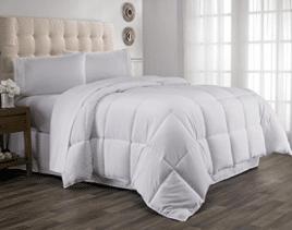 Queen Comforter, Year Round Down Alternative Comforter