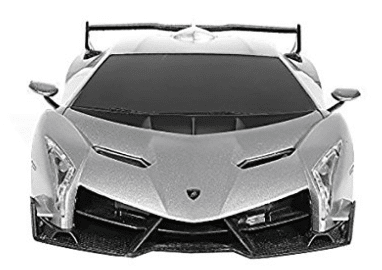 RW 1/24 Scale Lamborghini Veneno Car Radio Remote Control Sport Racing Car RC, RC Cars