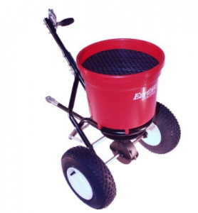 Earthway 2150T Commercial 50-Pound Broadcast Tow Spreader