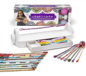 Loopdedoo Spinning Loom Kit Friendship Bracelet Maker