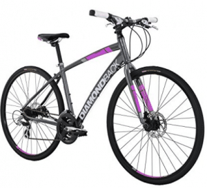 Diamondback Bicycles Women's 2016 Clarity 2 Complete Performance Hybrid Bike