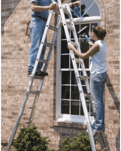 Werner MT-26 300-Pound Duty Rating Telescoping Multi-Ladder