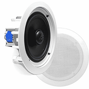 Pyle PDIC60T In-Wall / In-Ceiling Dual 6.5-Inch Speaker System