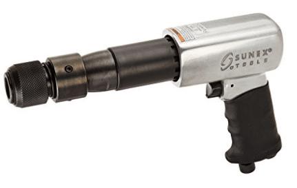 Sunex SX243 Hd 250-Mm Long Barrel Air Hammer