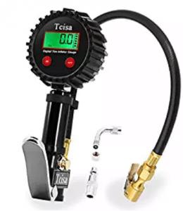 Digital Tire Pressure Gauge 200 PSI, Digital Tire Pressure Gauges