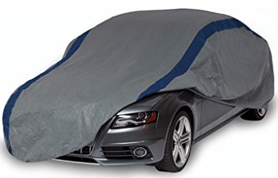 Duck Covers A3C200 Weather Defender Car Cover for Sedans up to 16' 8""