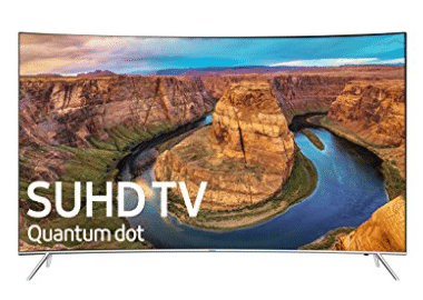 Samsung UN65KS8500 Curved 65-Inch 4K Ultra HD Smart LED TV - Outdoor LED TVs