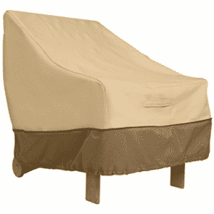Classic Accessories Veranda High Back Patio Chair Cover