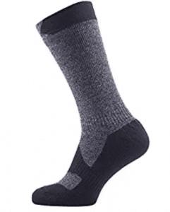 SEALSKINZ Waterproof Walking Thin Mid Length sock
