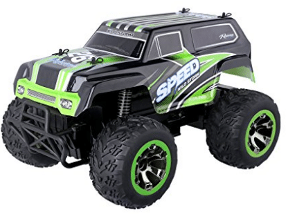 Blexy RC Car Off-Road Rock Crawler All Terrain Stunt Racing Electric Monster Truck