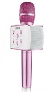 VERKB Wireless Microphone Karaoke Pro