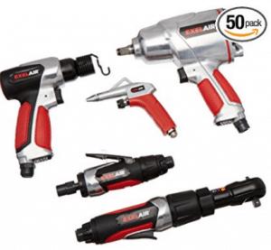 50 Piece Professional Air Tool Kit