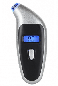 Tire Pressure Gauge Digital w/ Metal Body 150PSI - Digital Tire Pressure Gauges