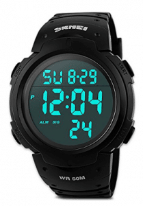Men's Digital Sports Watch, Aposon Military Watches Outdoor Electronic LED