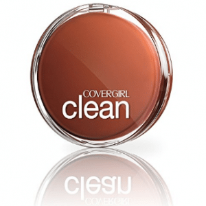COVERGIRL Clean Pressed Powder Foundation Classic Ivory, Pressed Powders