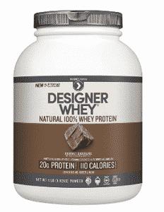 Designer Whey Premium Natural 100% Whey Protein