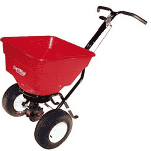 Earthway C24HD Professional 100-Pound Broadcast Spreader