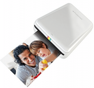 Polaroid ZIP Mobile Printer w/ZINK Zero Ink Printing Technology