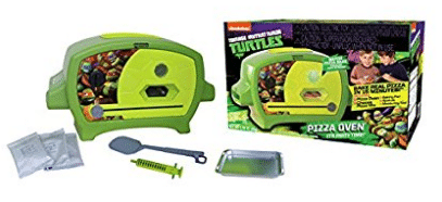 Teenage Mutant Ninja Turtles Pizza Oven, Birthday and Christmas Gifts for 8-Year-Old Boys